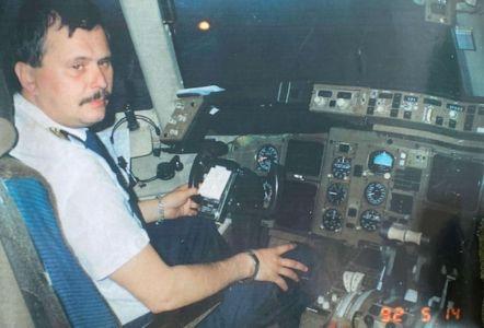 Kapitan  Boeing 767